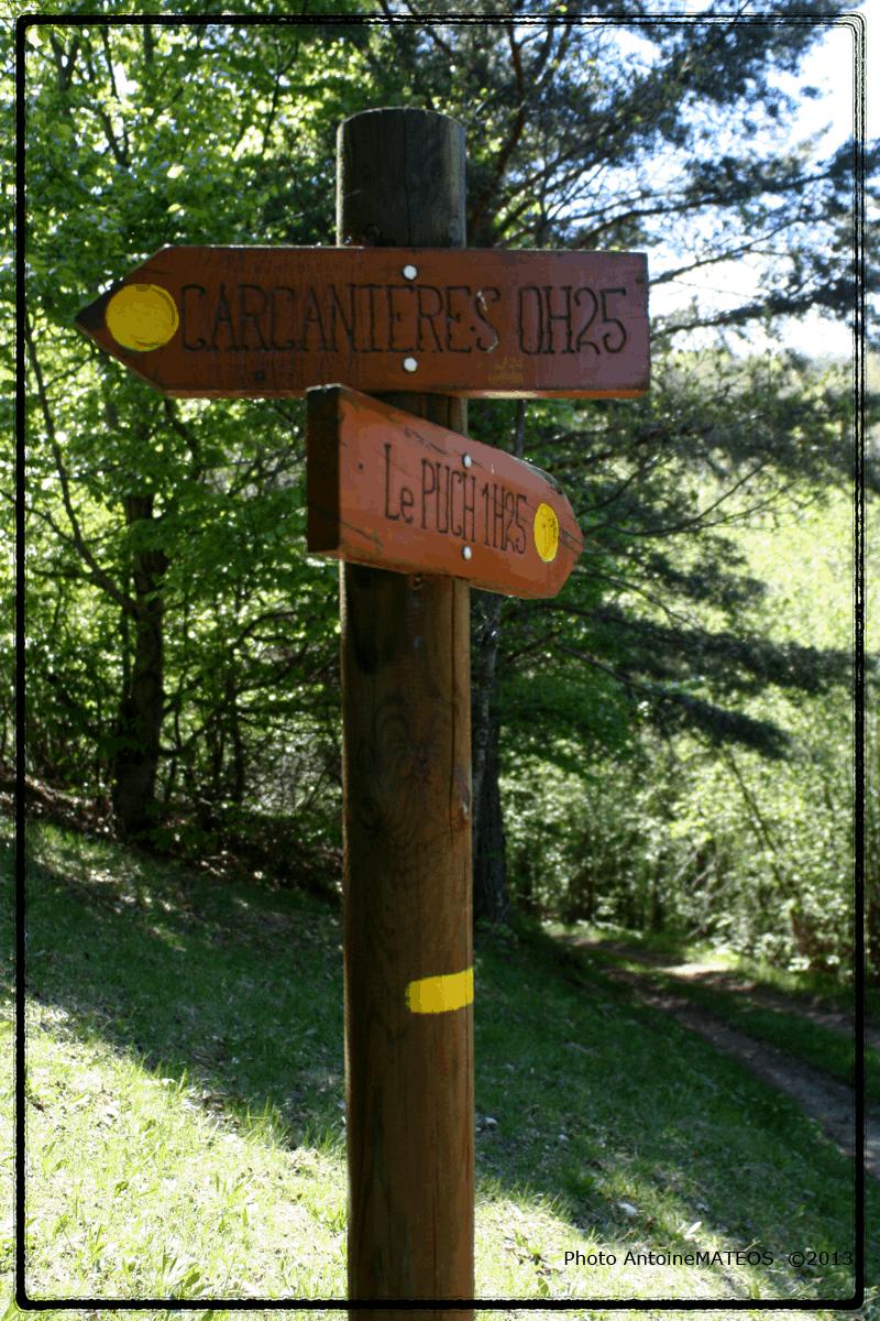 Des Itinéraires Balisés
