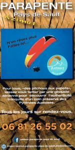 Parapente en Ariège